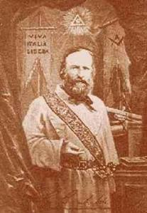 General Guiseppe Garibaldi Grand Hierophant 97th - 1881
