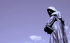 Statua Giordana Bruna podignuta na mestu gde je pogubljen