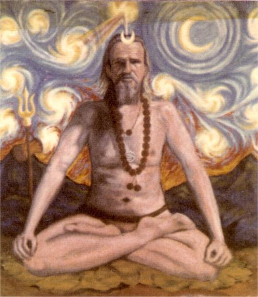 Dadaji kako ga je naslikao VilasaNat