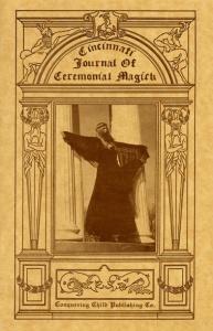 Cincinnati Journal of Ceremonial Magick