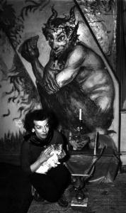 Rosaleen Norton. 30. januar 1950.