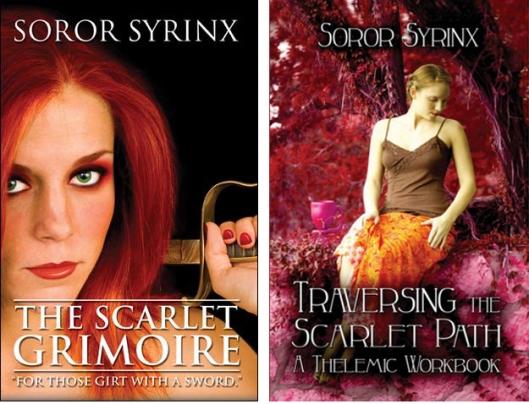 Soror Syrinx knjige