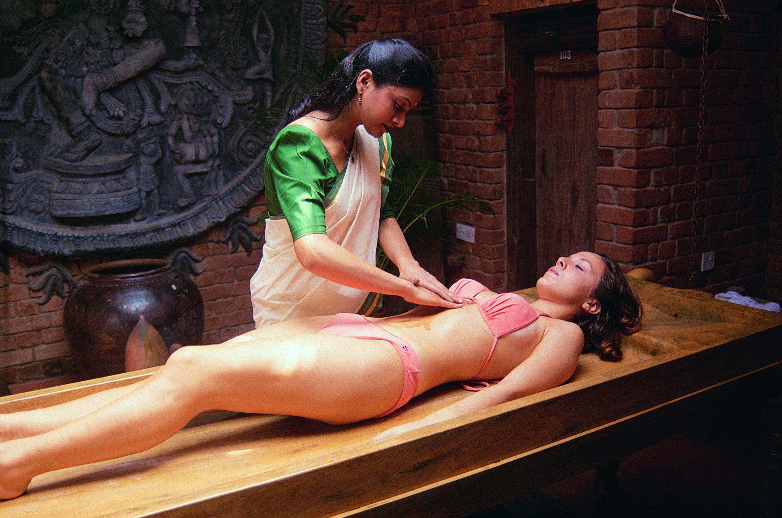 Ayurvedska masaza